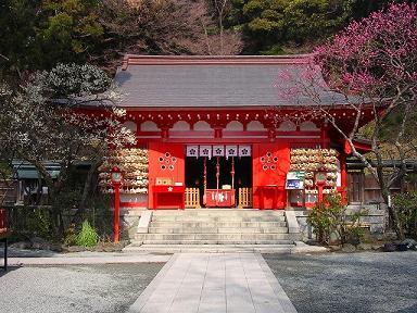 Web-Kamakura 荏柄天神社 鎌倉 ...